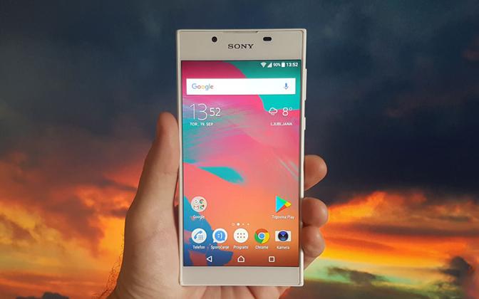 Sony Xperia L1 - Zasebni uporabniki - Telekom Slovenije